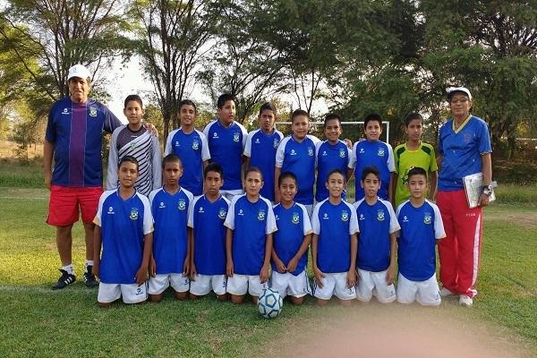 Sub 12 de Fútbol Chanelista – Campeón de los Juegos ADECORE 2016