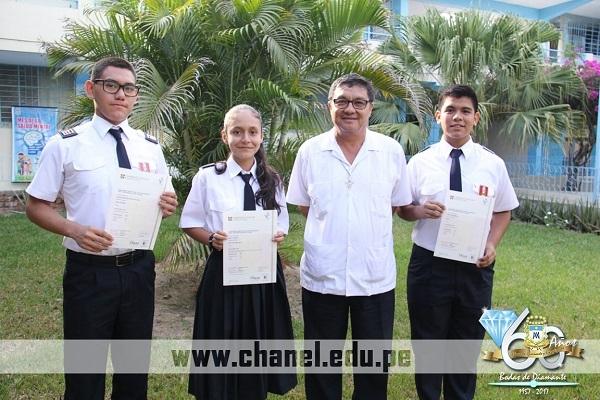 Alumnos Chanelistas obtienen certificación Internacional en Inglés por la Universidad de Cambridge English