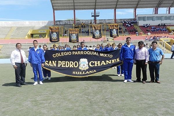 Inauguración de Juegos Deportivos Escolares Nacionales 2017