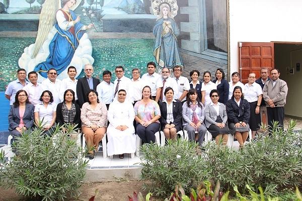 """Reunión de Directores del Consorcio Regional de Colegios Católicos Piura y Tumbes - """"Fortalecimiento de Estrategias para la Mejora de la Calidad Educativa"""""""