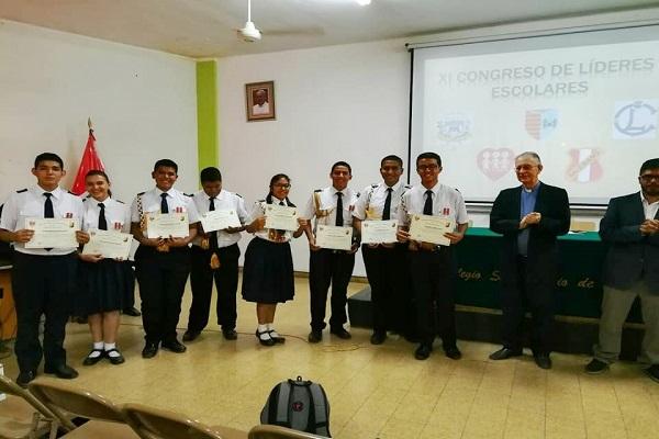 """XI Congreso de Líderes Escolares 2017 - """" El Liderazgo a través del Servicio a la Sociedad"""""""