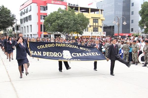 Desfile de Honor y Romería por nuestro 59° Aniversario